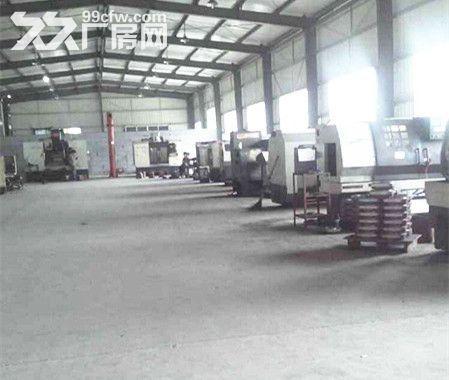 镇海渔基路一楼钢架1000平米厂房出租-图(1)