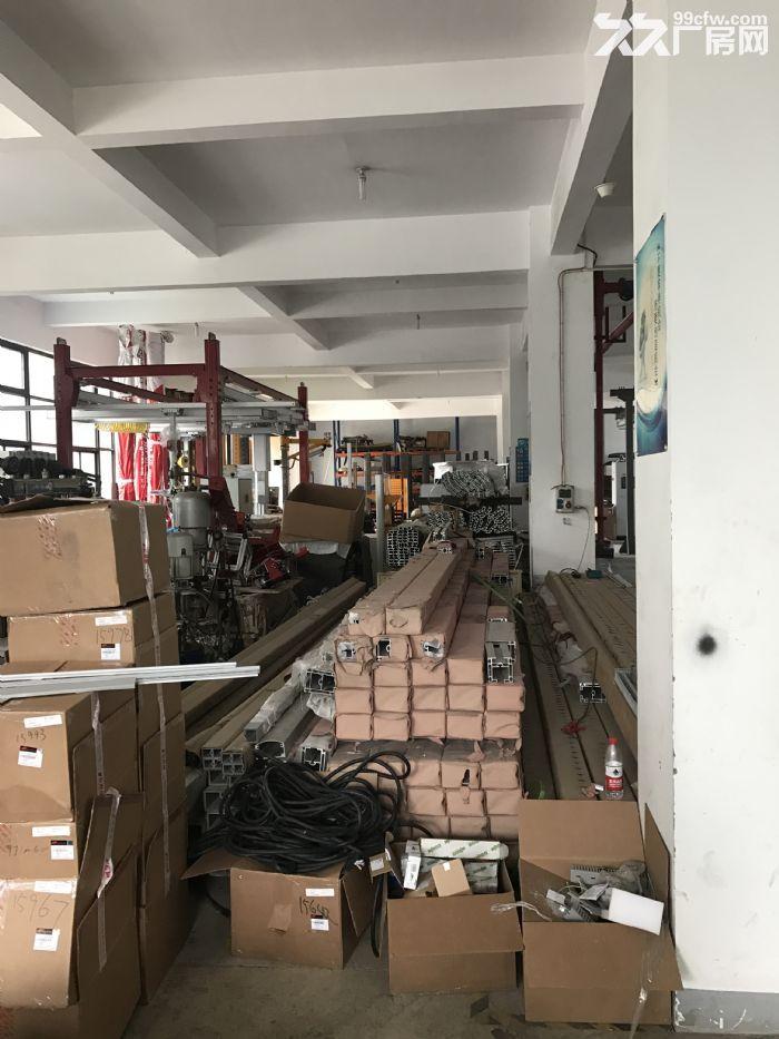 松江厂房出租,整租0.88元,拎包入住,大房东-图(3)