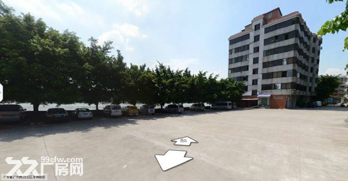 近广州市市中心400方带大货梯厂房仓库月租仅16元每平米-图(2)