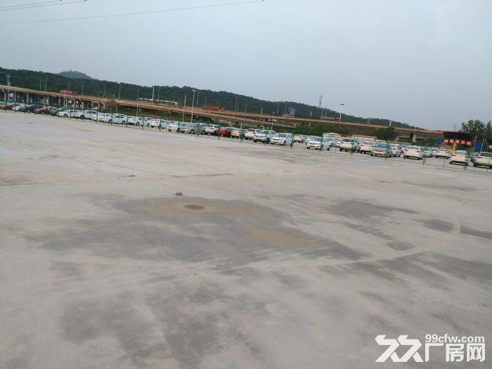 南京四桥高速边、停车场、仓储、物流、堆场、-图(1)