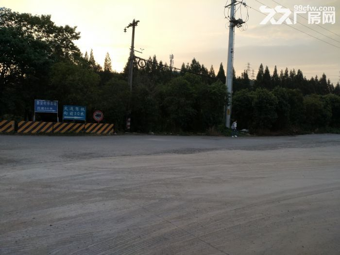 南京四桥高速边、停车场、仓储、物流、堆场、-图(2)