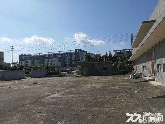 东升8米高钢构4000平方厂房出租-图(2)