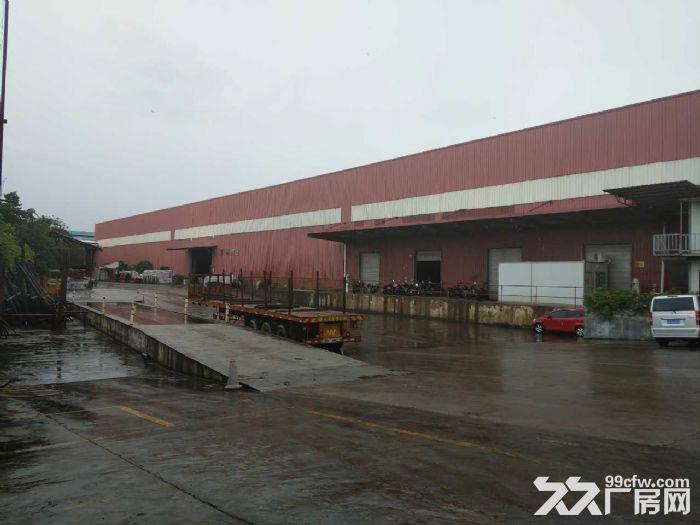 大岗独院简易天车7200方厂房出租、靠近东新高速-图(3)