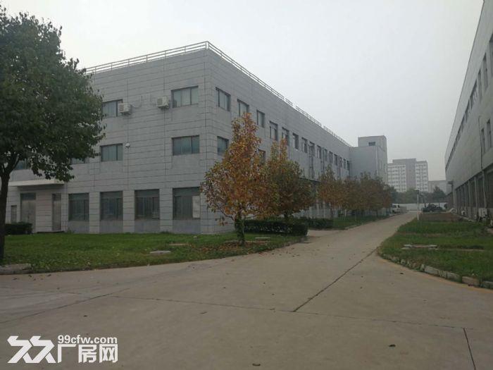 涿州机械加工厂房出租8600平米-图(1)
