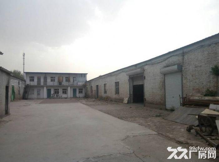 直租海淀北清路沿线1500平米独院厂库房-图(1)