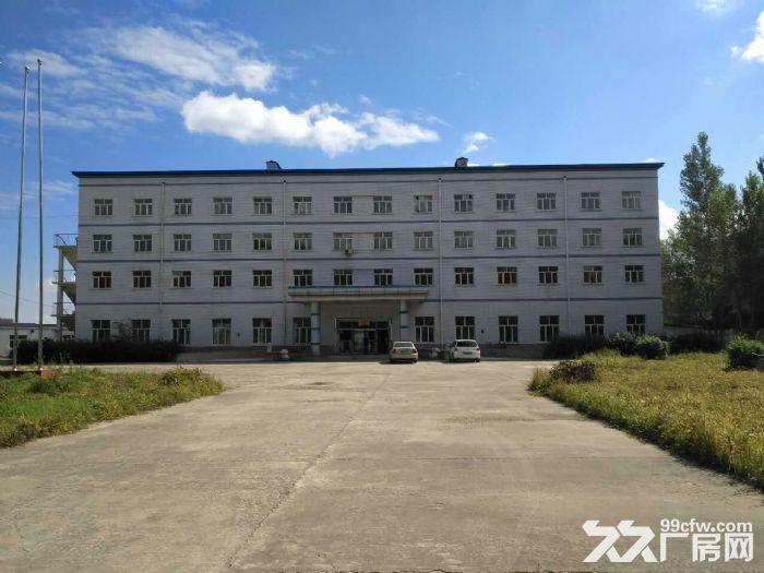 江北南京路厂房出租,6.5米举架车间,可提供电厂工业蒸汽-图(1)