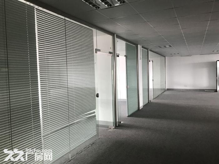 松江厂房出租,1288平精装修,三证全0.85价格可谈-图(3)