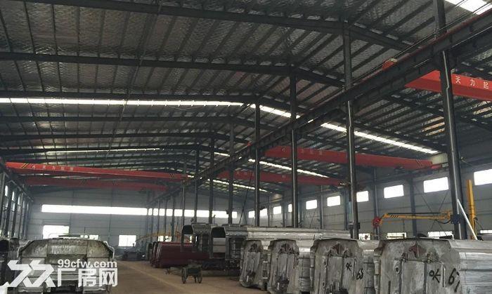 开福顺天大道附近,3400优质厂房出租!-图(1)