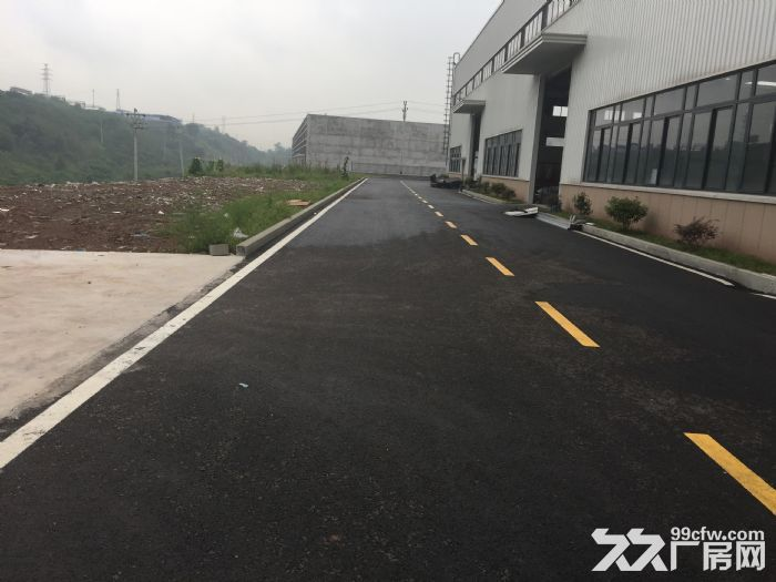 珞璜5000m2+930m2标准厂房出租-图(1)