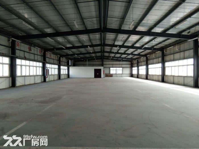 出租濮阳汽车产业综合商务园稀缺优质厂房库房仓库-图(1)