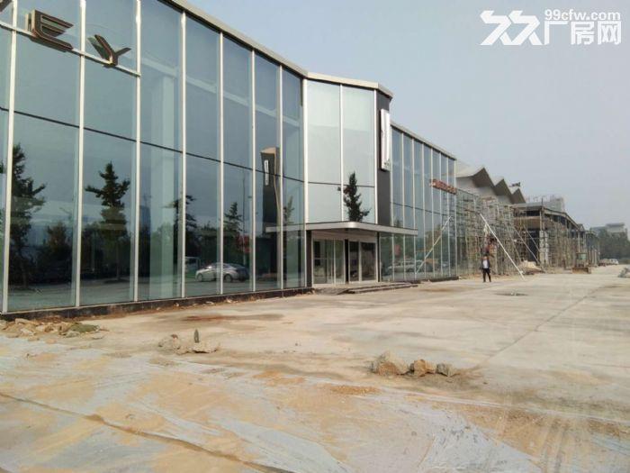 出租濮阳汽车产业综合商务园稀缺优质厂房库房仓库-图(2)
