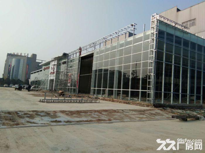 出租濮阳汽车产业综合商务园稀缺优质厂房库房仓库-图(8)