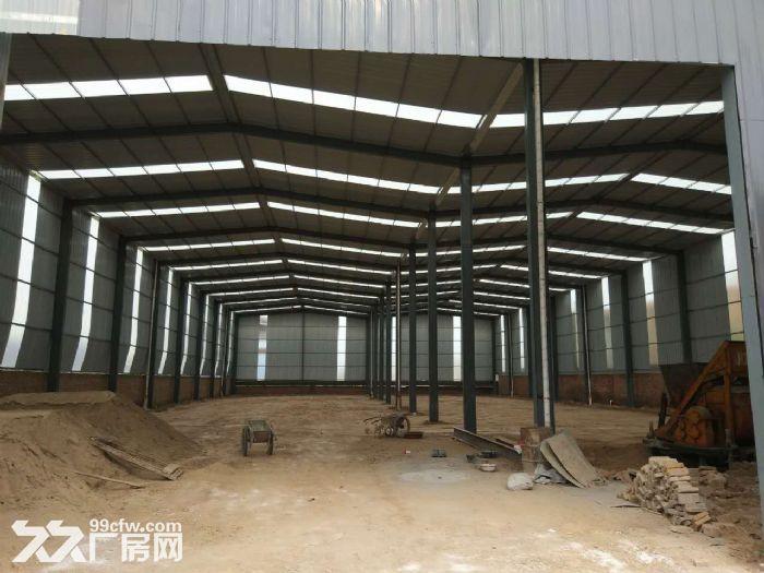 沣东新城1800平米全新钢构厂房出租-图(3)