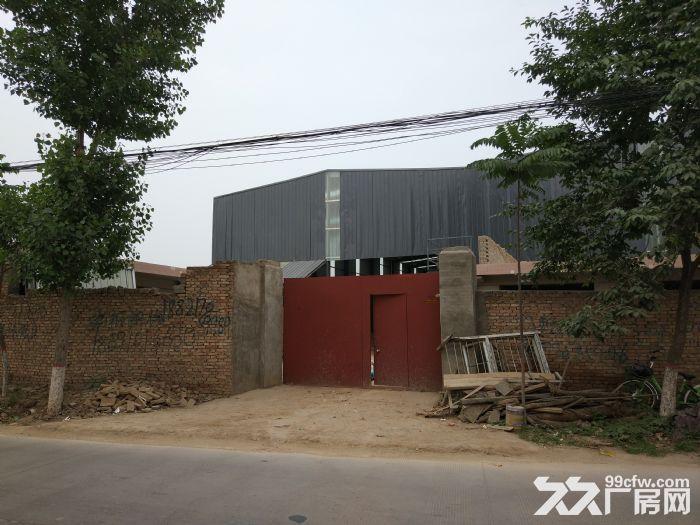 沣东新城1800平米全新钢构厂房出租-图(5)
