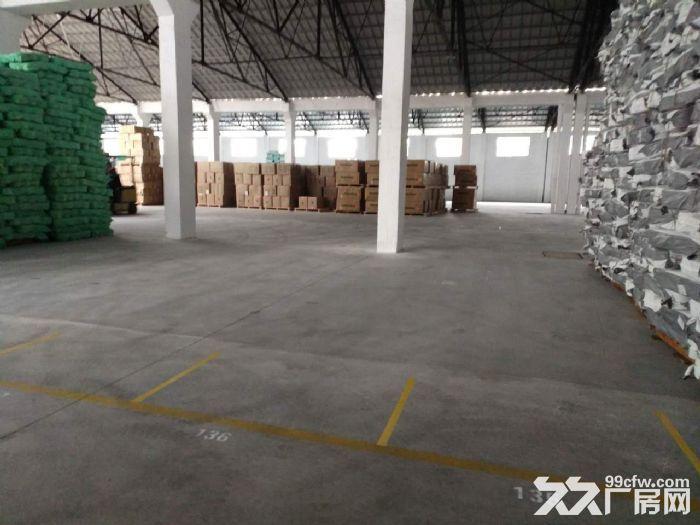 广州市白云区派亚物流专业托管仓库出租-图(3)
