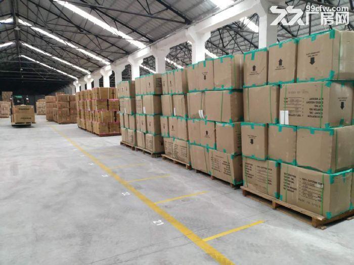 广州市白云区派亚物流专业托管仓库出租-图(4)
