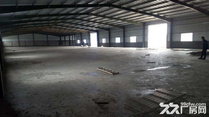 睢阳区金桥路南段开元陵公墓西1000米厂房出租-图(1)
