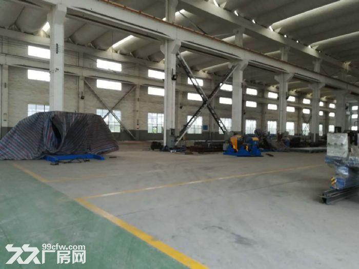 Z惠山阳山天顺路园区5400㎡独栋标准机械厂房出租-图(2)