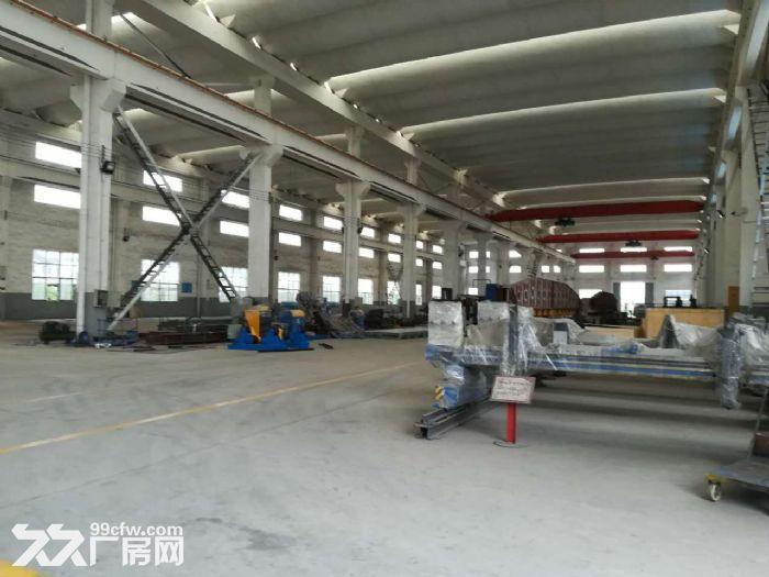 Z惠山阳山天顺路园区5400㎡独栋标准机械厂房出租-图(1)