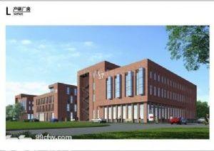 可环评/贷款/绿证/工业园区10米层高标准厂房出售