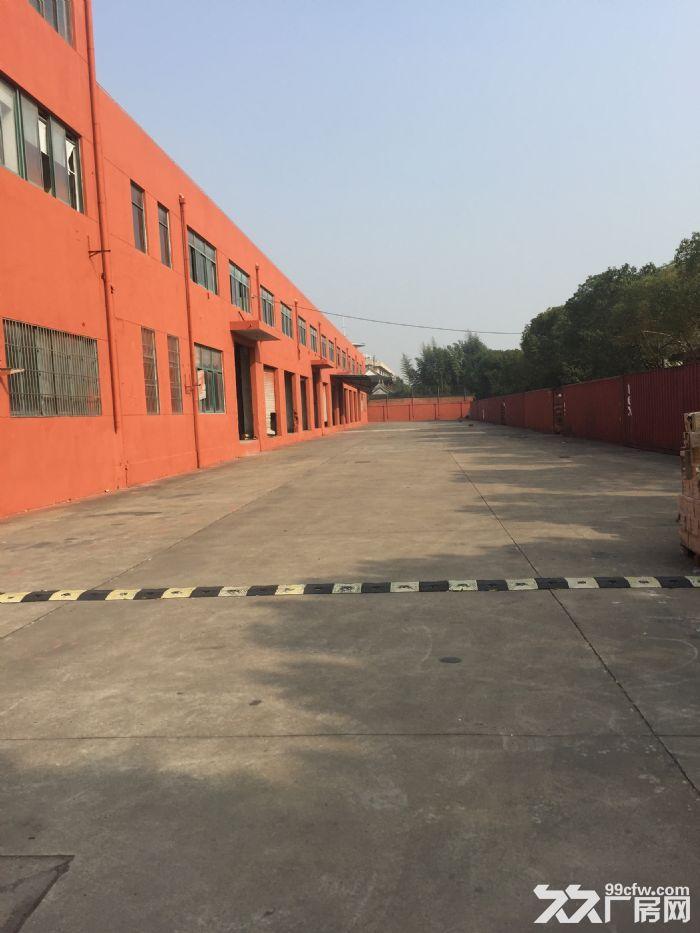 香花桥北青公路旁4000平方单层厂房仓库出租,独门独院,有产证-图(1)