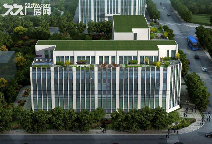 天津西青外环园区5亩−10亩工业地定制庭院式厂房办公楼出售-图(2)