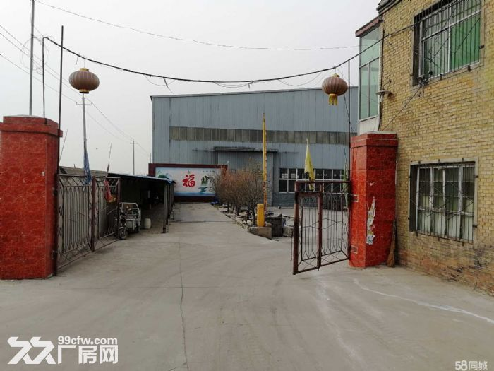【个人】标准钢结构厂房出租-图(1)