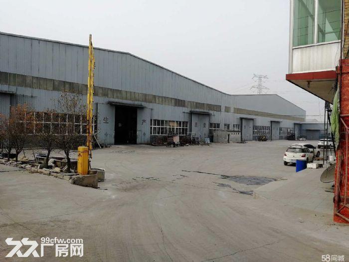 【个人】标准钢结构厂房出租-图(2)