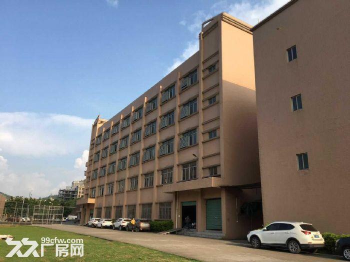 四角楼独院五层7000平方带装修厂房招租电600千瓦