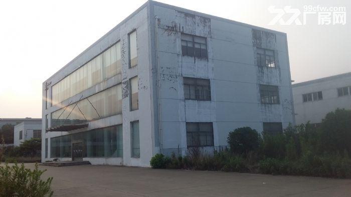 标准厂房和办公楼出租-图(1)