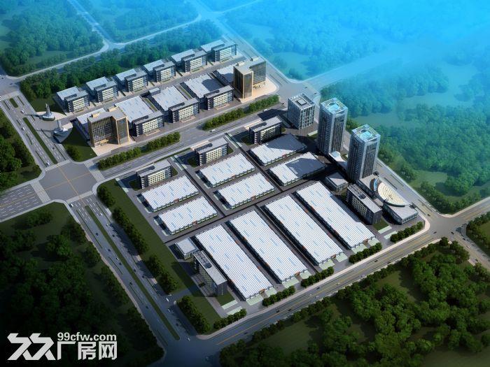5亩−10亩庭院式厂房办公楼西青外环园区出售-图(2)