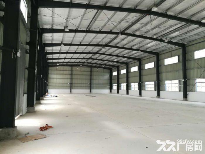 福清洪宽工业区标准钢构厂房出租-图(3)