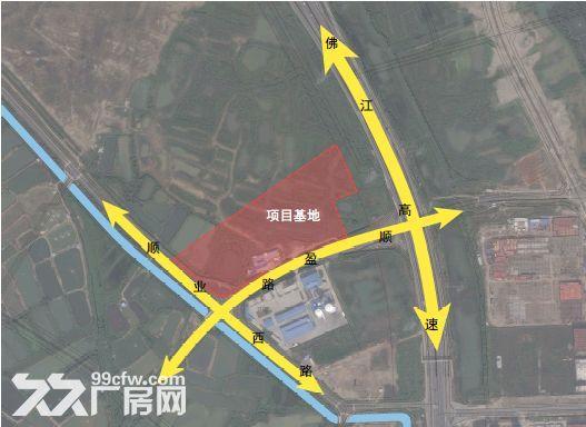 顺德杏坛全新3层厂房,层高8.1米,50年产权-图(1)