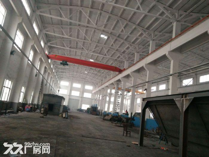 胡埭2300平米一楼机械厂房起吊9米-图(2)