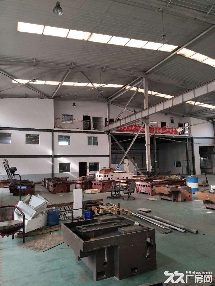 高8米厂房3000平米适合仓储运动场馆等企业-图(1)