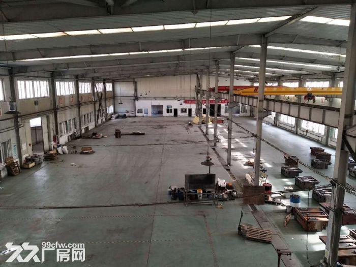 高8米厂房3000平米适合仓储运动场馆等企业-图(5)