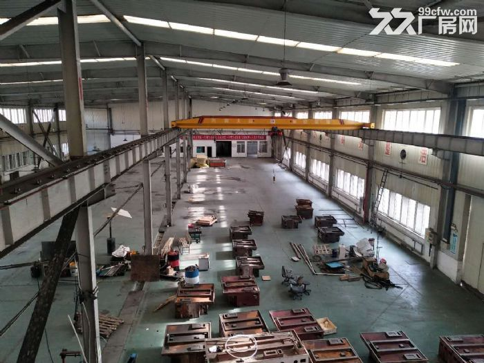 高8米厂房3000平米适合仓储运动场馆等企业-图(4)