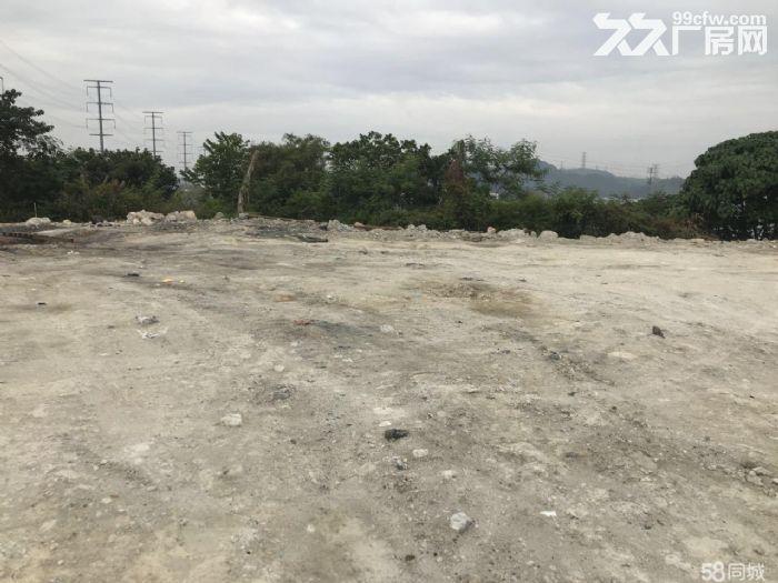 出租龙岗区坪山工业空地八千平米六元-图(1)