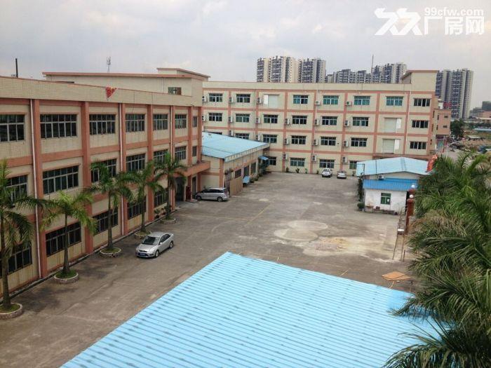 平布大道独院标准一楼3000平米厂房招租-图(2)