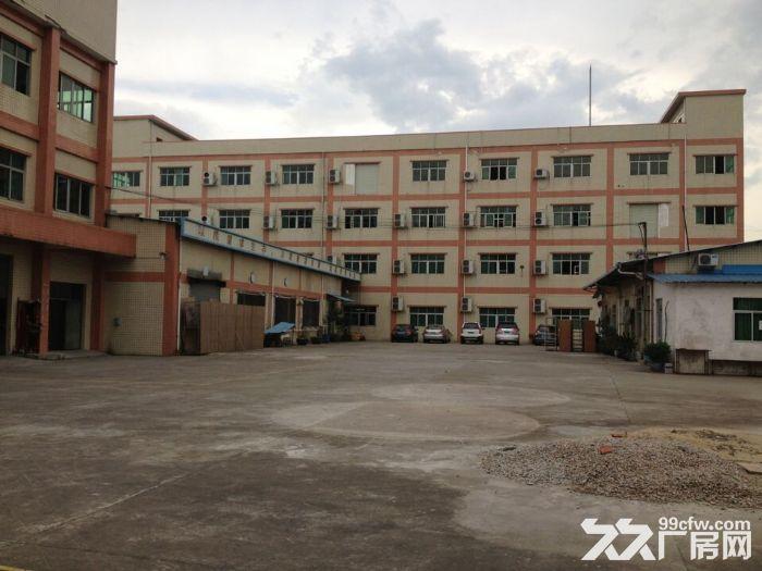 平布大道独院标准一楼3000平米厂房招租-图(1)