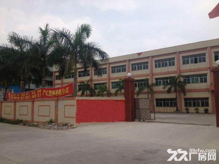 平布大道独院标准一楼3000平米厂房招租-图(4)