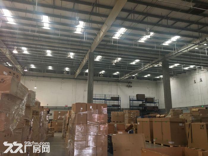 双流西航港工业园标准高台精品仓库出租-图(2)