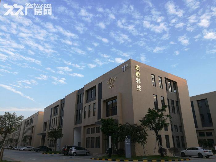 租厂不如买厂,全新食品饮料产业园,50年产权-图(5)
