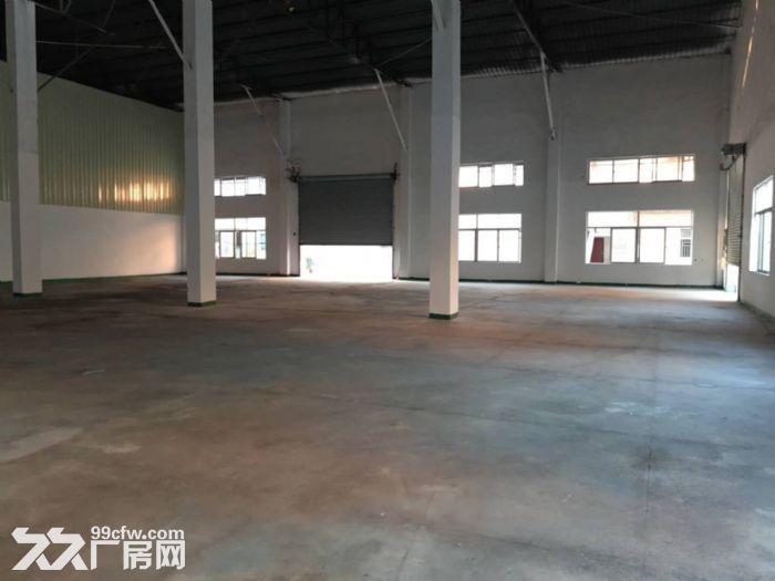 (业主直租)凤岗单一层钢构厂房1000平米近雁田-图(3)