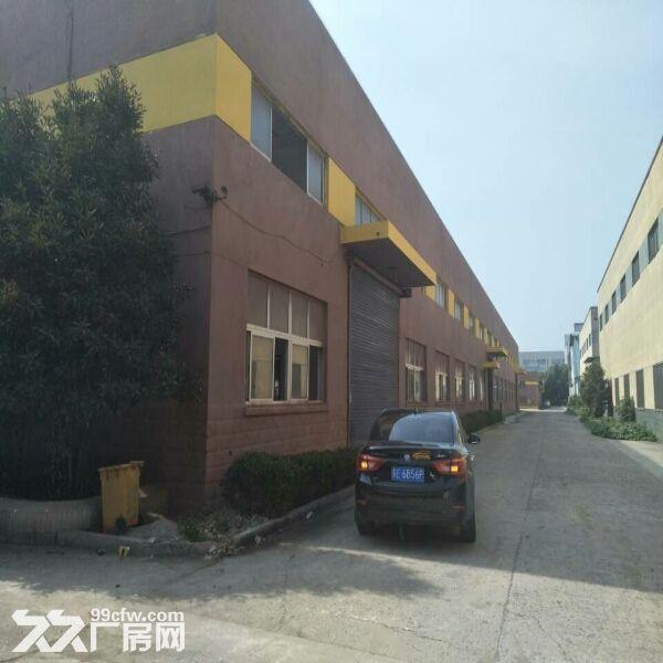 吴中越溪独门独院5000平米单层标准厂房出租-图(1)