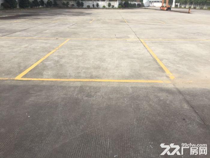 香花桥工业用地30亩出租土地已硬化各种堆场停车场-图(4)