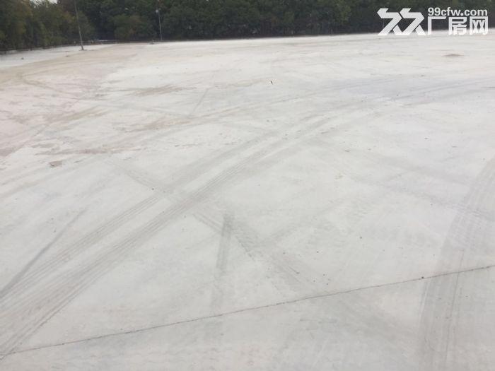 香花桥工业用地30亩出租土地已硬化各种堆场停车场-图(2)