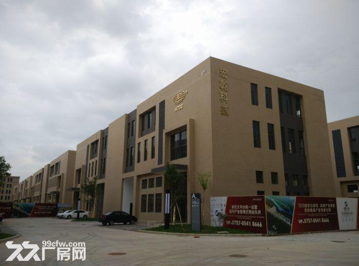 独栋产权厂房,可按揭,可租可售-图(4)