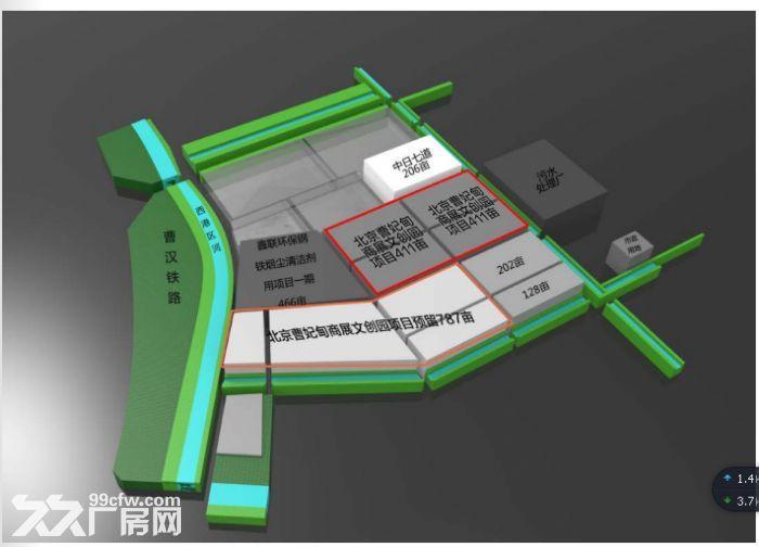 廊坊周边曹妃甸1100亩园区工业地8万一亩出售环评办照-图(2)