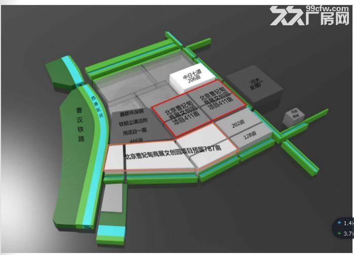 承德周边1100亩曹妃甸园区工业地8万一亩出售环评办照-图(3)